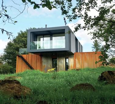 Grand Designs – Architect Designed